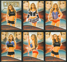 Benchwarmer 2013 Bubble Gum Carmen Electra Insert Cards Your Choice