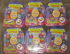 MOSHI MONSTERS MOSHILING FIGURES - SERIES 3 - PACK OF 5