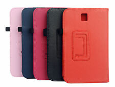 Folio PU Leather Case Cover Stand For Samsung Galaxy Tab 3 7.0 Tablet P3200