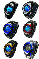 OHSEN Waterproof Digital Alarm Date Mens Military Sport Digital Wrist Watch