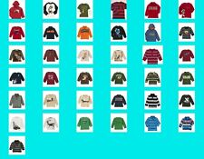 NWT Gymboree Boys Cotton Shirt top tee long sleeve NEW FREE SHIPPING