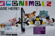 SCANIMALZ smartphone / tablet app game from Wicked Cool Toys (8 to choose from)