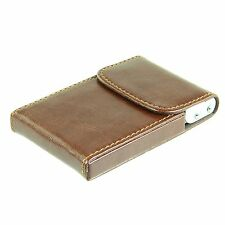 New Business Name ID Credit Card Mini Box Pocket Wallet Case Holder