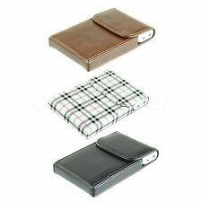 Hot Waterproof Business Name ID Credit Card Mini Box Pocket Wallet Case Holder