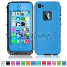 Choose Color Waterproof Shockproof Dirt Proof Durable Case For Apple iPhone 5S