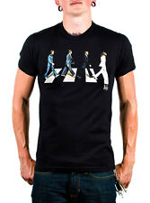 Beatles Golden Slumbers Abbey Road Album Black T-Shirt ONLY SIZES S & XL LEFT!!