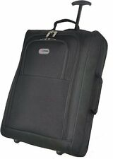Cabin Approved Lightweight Holdall on Wheeled, Hand luggage, 55x35.5x20cm