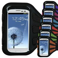 Running Workout Armband for Samsung i800 ATIV S Neo,Galaxy S4 SIV,i537 Active