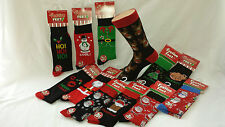 Mens Christmas Socks Mens Novelty Socks Stocking Filler Mens Christmas Gift New