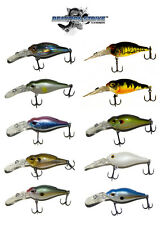 "REACTION STRIKE AC-55 CRANKBAIT  2"" select colors"