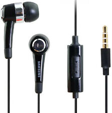 New Original OEM Samsung noise cancelling stereo headset earbud + Mic