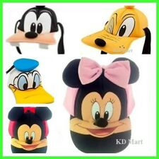"New Boy Girl Kids ""Minnie, Mickey Mouse, Donna Duck"" Sport Baseball Hat Cap1-5Y"