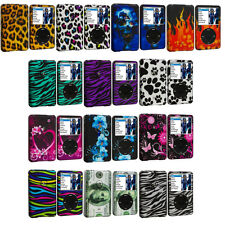 Color Design Hard Rubberized Case Cover for iPod Classic 80GB 120GB 160GB
