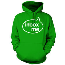 Inbox Me - Unisex Hoodie / Hooded Top - Message - Email - DM - 9 Colours