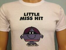 LITTLE MISS HIT GIRL, KICK ASS, funny Rude Mr Men / Little Miss. T-Shirt, Adult