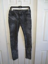 TRIPP BLACK GREY SMOKE WASH STRETCH SKINNY JEANS DIFFERENT SIZES TO CHOOSE FROM