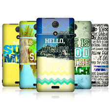 HEAD CASE DESIGNS SUMMER SNAPSHOT PROTECTIVE BACK CASE COVER FOR SONY XPERIA ZR