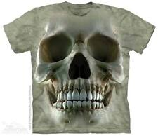 New BIG FACE SKULL T Shirt