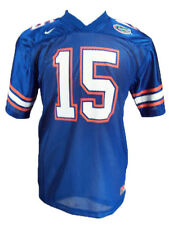 Nike Florida Gators #15 Home Jersey Youth Tim Tebow's Number Royal Blue