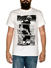 Bob Marley Playing Soccer 100% Cotton Short Sleeve Graphic Tee