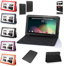 "TabSuit Magnetic Leather Case Smart Cover for Dragon Touch 9"" A33 A20 Tablet PC"