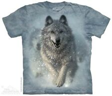 New SNOW PLOW WOLF T Shirt