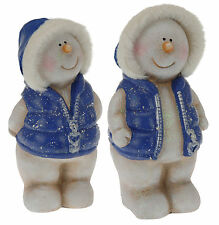 Traditional Christmas Snowman Decoration Christmas Snowman Ornament