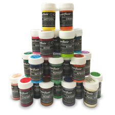 Sugarflair Pastel Food Colouring Paste Concentrated Gel 25g Icing Fondant