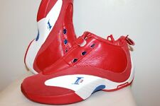 NEW REEBOK RUN DMX ONLY STRONG SURVIVE  LEATHER SNEAKERS SHOES SIZE 10 10.5 12