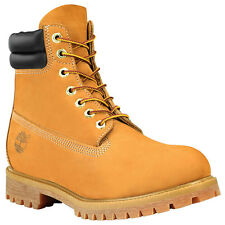73540 TIMBERLAND MENS PREMIUM WHEAT DOUBLE SOLE WATERPROOF BOOTS Size 7-15