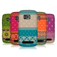 HEAD CASE SAREE PROTECTIVE SNAP-ON HARD BACK CASE COVER FOR NOKIA LUMIA 710