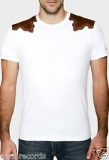 WOLF & HARRISON - MEN PATCH T-SHIRT