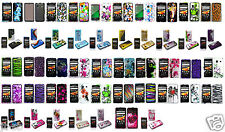 1 Designed Rubber Feel/Glossy Hard Case - SAMSUNG GALAXY PREVAIL SPH-M820 Phone