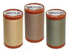 Upholstery Thread Coats & Clark Extra Strong Sewing Quilting Craft Nylon Black