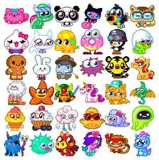 MOSHI MONSTERS MOSHLINGS x 1 FROM SERIES 1 2 3 - CHOOSE FROM MANY
