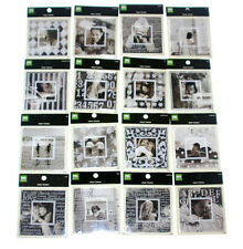 Making Memories - Sheer Frames - Photo - Self-Adhesive - Picture - Discontinued