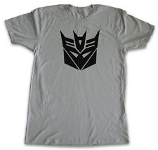 TRANSFORMERS decepticons megatron logo  starscream G1 80s military army T-shirt