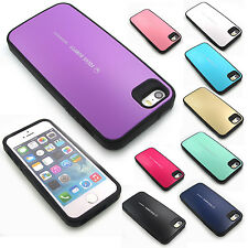 For iPhone 5S/5 Case Cover Shockproof Bumper hard back pc+Shockproof Screen Film
