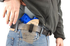 NEW Barsony Tan Leather IWB Gun Holster for Smith&Wesson Compact 9mm 40 45