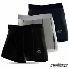 New Mens compression baselayer boxer shorts skin tight sports fitness gym briefs