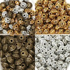 Wholesale 100pcs New Lots Tibetan Antique silver/bronze/gold Tiny Spacer Beads