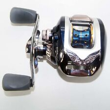 11+1Ball Bearing High Speed 6.3:1  Fishing Baitcasting Reel TT103 Aluminum Spool