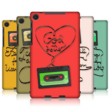 HEAD CASE TAPEPOGRAPHY VERSES BACK CASE COVER FOR ASUS GOOGLE NEXUS 7 2013 WIFI