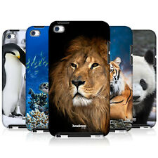 HEAD CASE WILDLIFE PROTECTIVE BACK CASE COVER FOR APPLE iPOD TOUCH 4G 4TH GEN