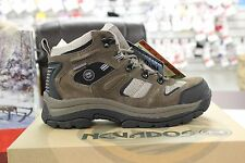 Women's Nevados Hiking Klondike WP Mid Brown Black Taupe V1173WEXT Waterproof