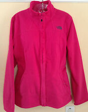 The North Face Women's Morningside Full Zip, Passion Pink Large-Medium NWT $99