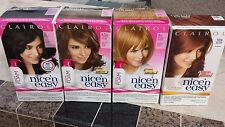 Clairol **Natural Instincts** NICE'N EASY**Loving Care** YOU CHOOSE