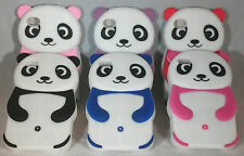 GOOD Funny Popular Cute Cartoon Animal Characters Rubber Case Cover iPhone 4 4S