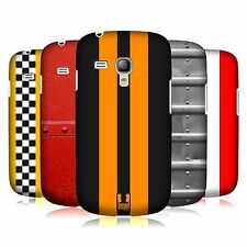HEAD CASE TRANSPORT PAINTS BACK CASE COVER FOR SAMSUNG GALAXY S3 III MINI I8190