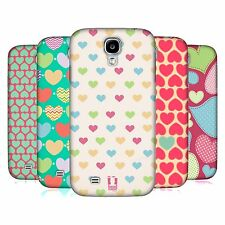 HEAD CASE DESIGNS HEART PATTERN CASE COVER FOR SAMSUNG GALAXY S4 I9500